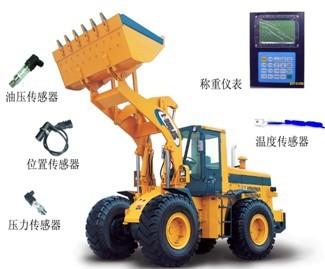 装载机 铲车 小型挖掘机装载