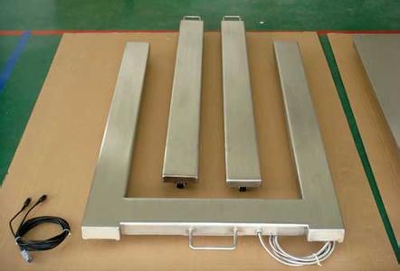 SCS-P711-SS不锈钢U型地磅