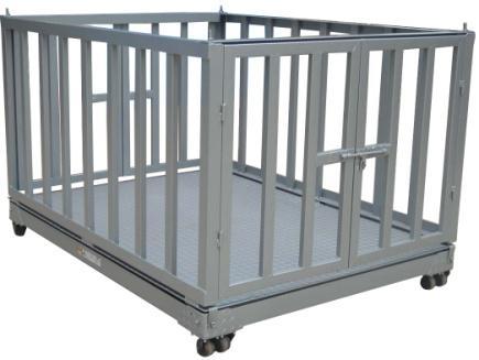 SCS-P721-NN碳钢电子动物秤