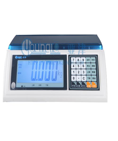 亚津ACS-AW电子计重桌秤