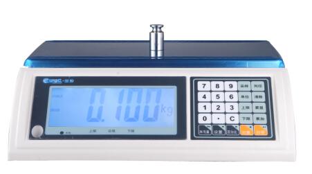 电子秤检定收费标准