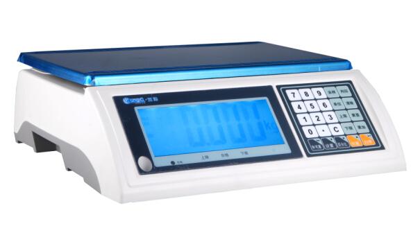 电子桌秤使用操作方法大全。