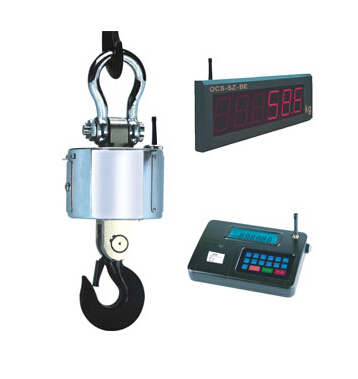 电子吊秤检定流程无线电子吊秤检定