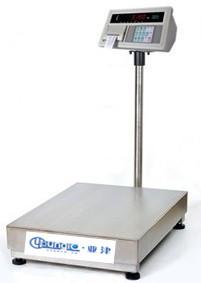 打印电子台秤,300kg亚津电子台秤