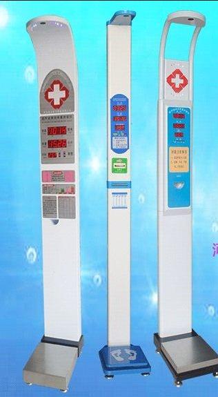 体检专用电子秤,全自动身高体重秤