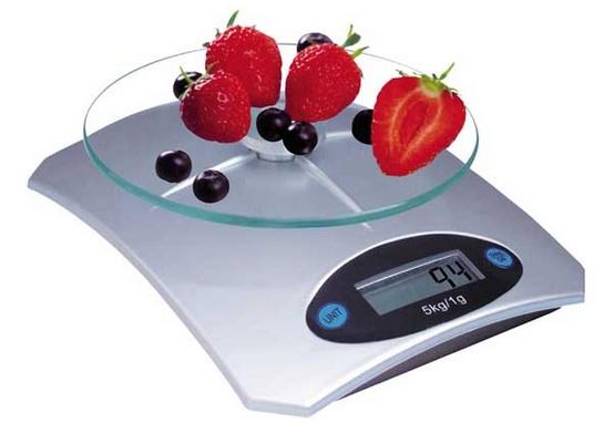 电子秤怎么用,厨房电子秤使用方法