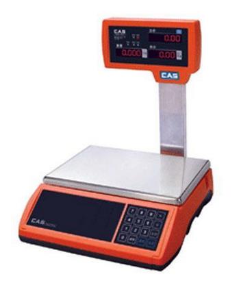 条码电子秤怎么使用?条码电子秤使用说明。