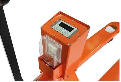 带打印液压电子叉车秤如何选择?