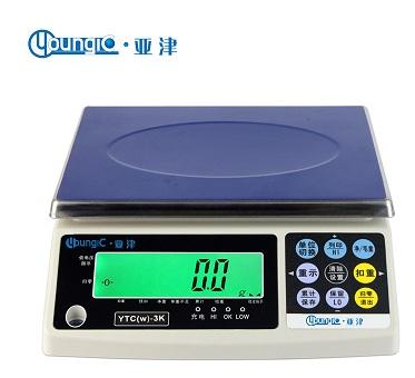 电子秤称螺丝数量的误差是多少,如何减少电子秤计件的不准?