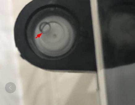 电子秤上面的水泡有什么用处,所有的电子秤上面都有水平泡吗